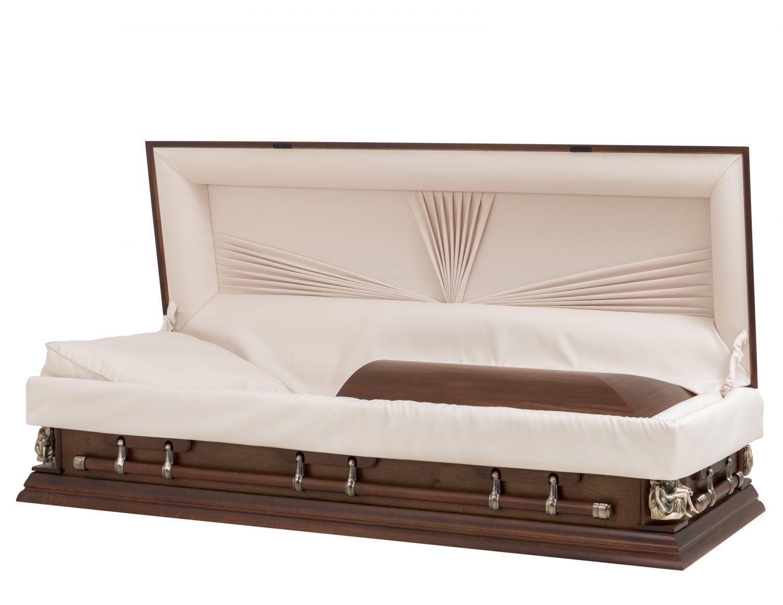 Concept Caskets 27147-00050-N POPLAR CASKET MAT BASKET WEAVE TIERRA ADJUSTABLE BED NO E1462W-1    6 X 2 ANTIQUE GOLD